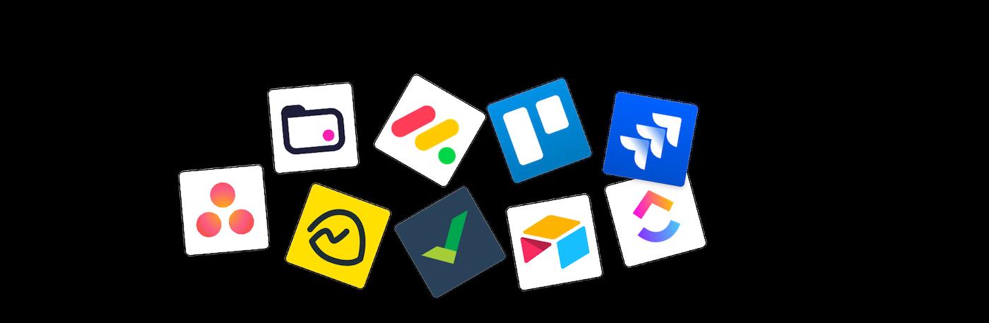 Breeze competitor logos